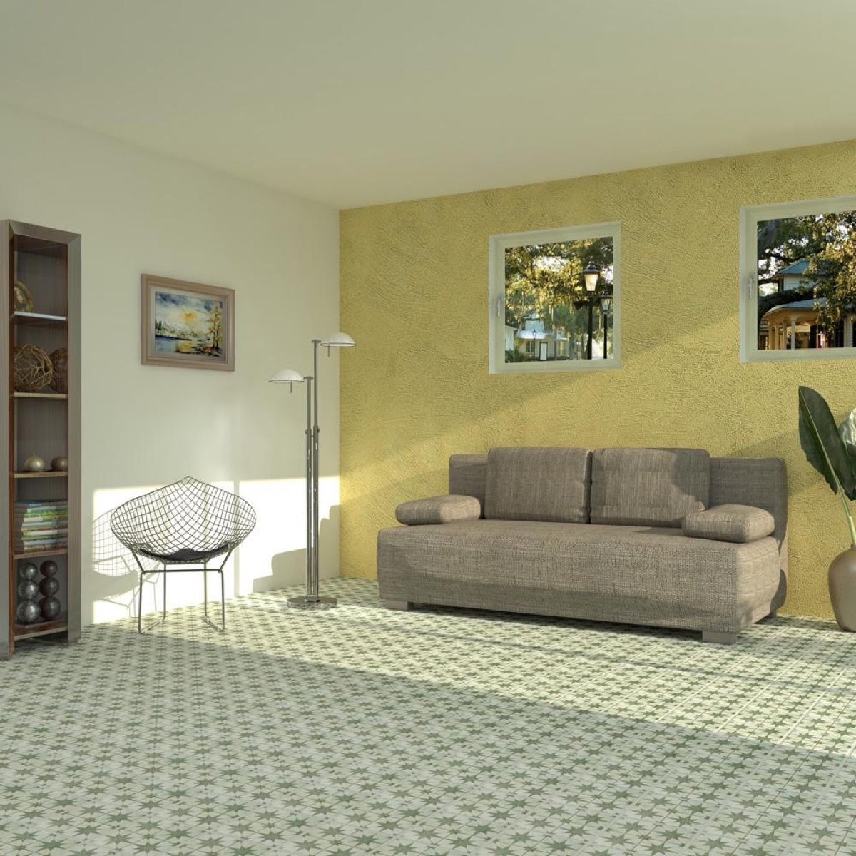 vintage-inspired tiles home depot vintage home features