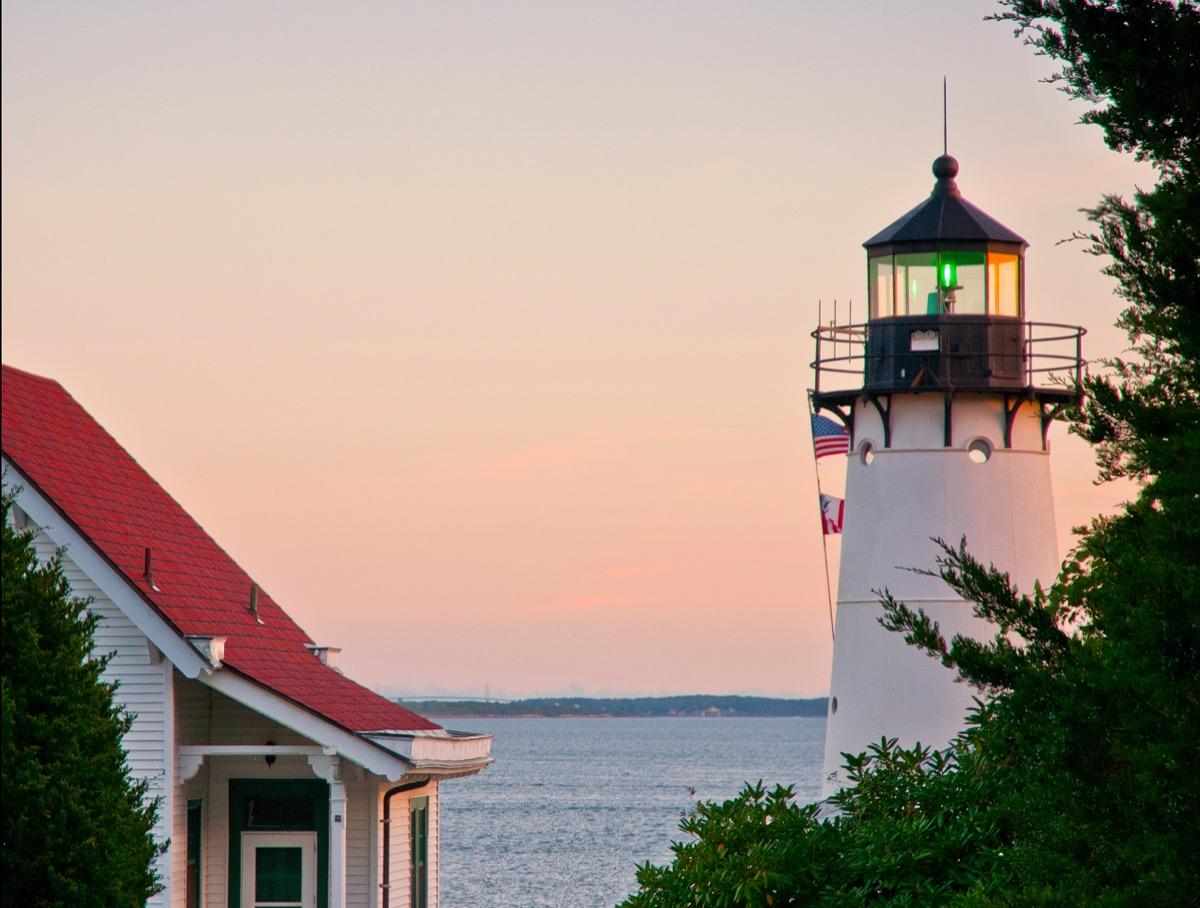 warwick harbor lighthouse