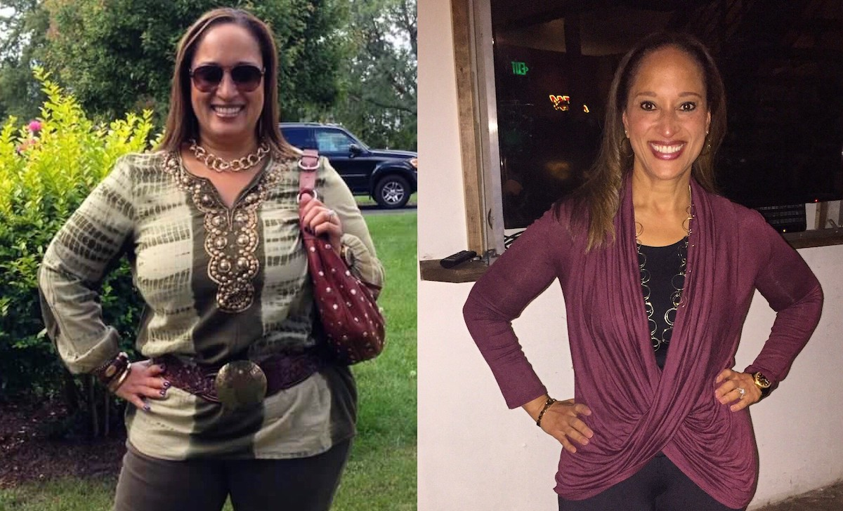 Stacey Welton mom lost 80 pounds in 8 months