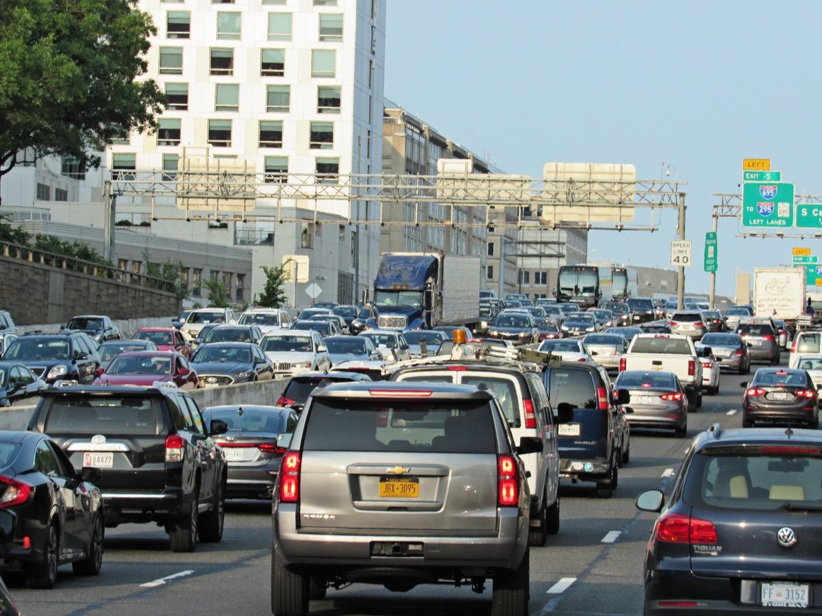 Washington traffic