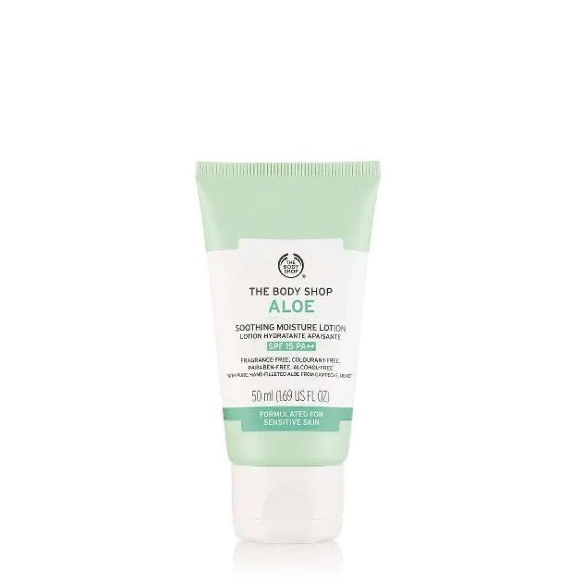The Body Shop Aloe Lotion Travel Essentials