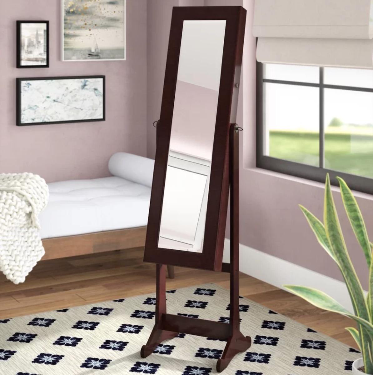 Armoire Storage Mirror Storage Furniture