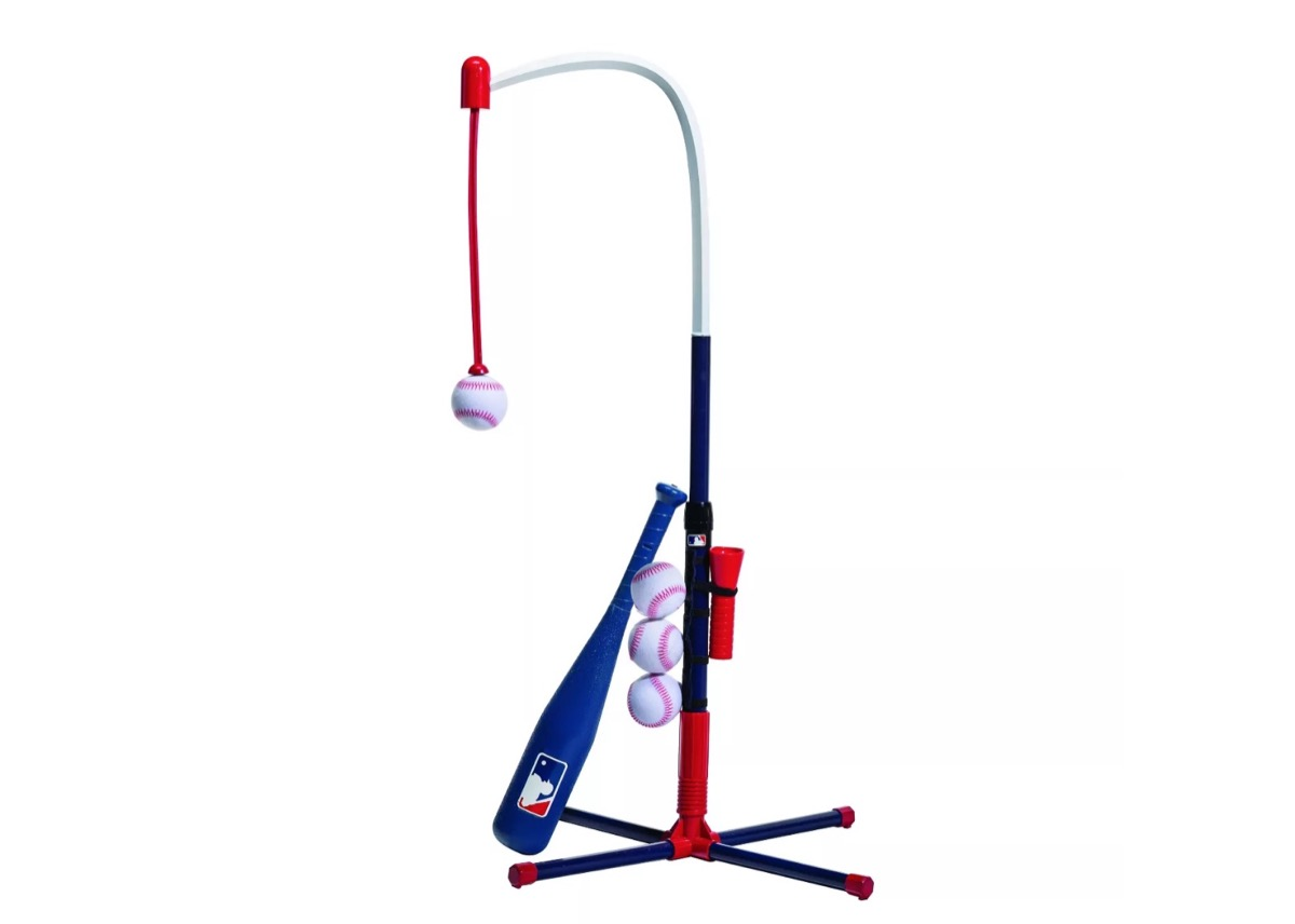 adjustable batting tee, best outdoor toys for toddlers