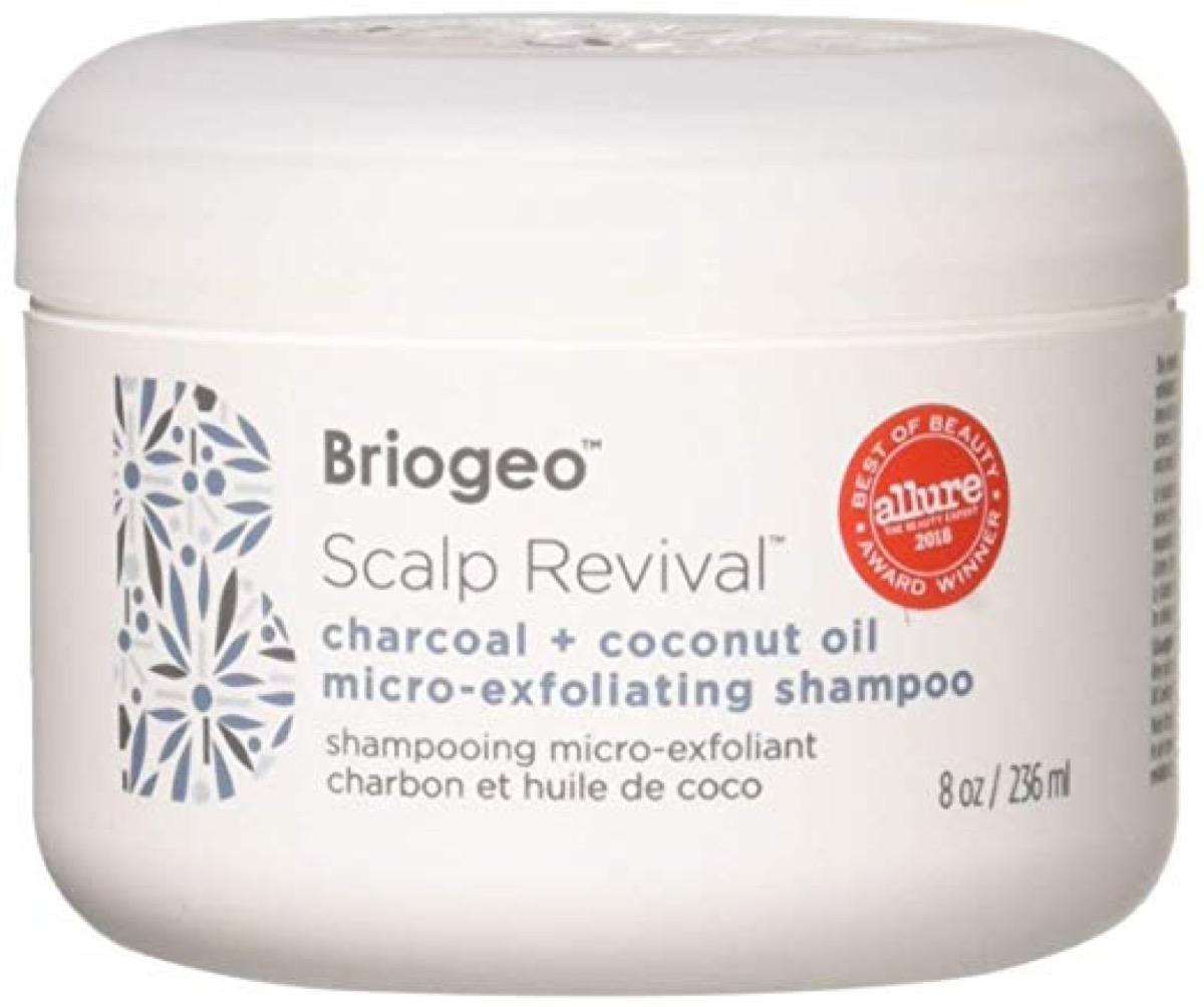 BRIOGEO scalp revival charcoal