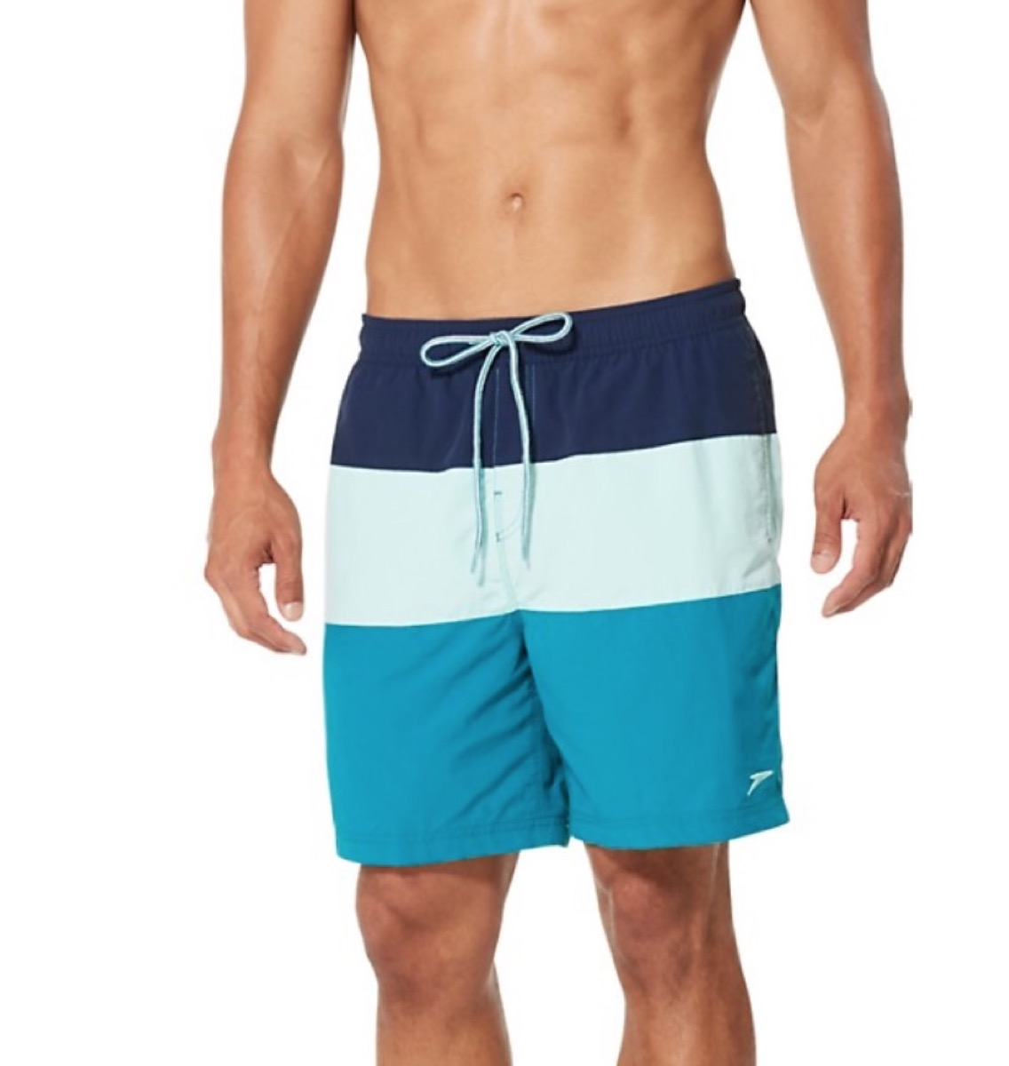 color blocked board shorts, cheap swimsuits