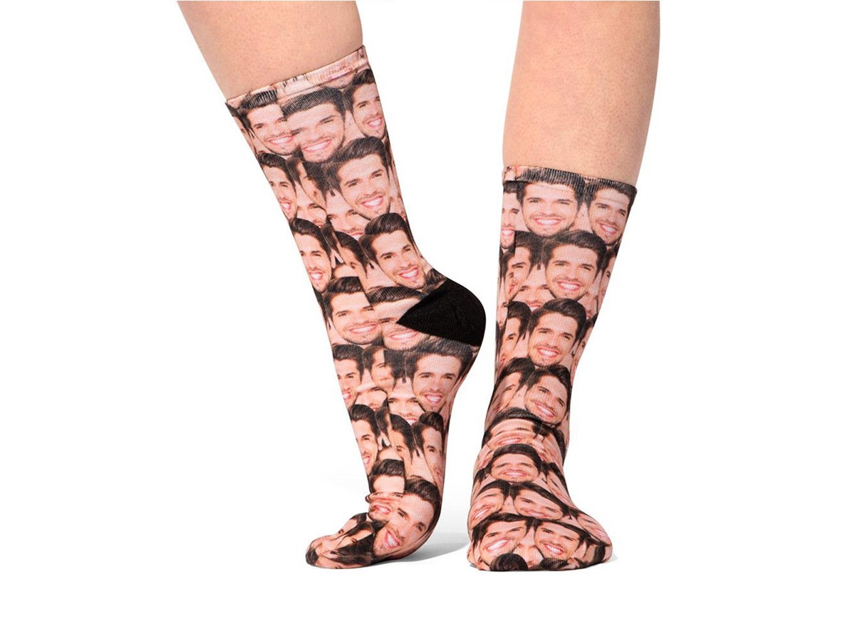 custom socks, best friend gifts