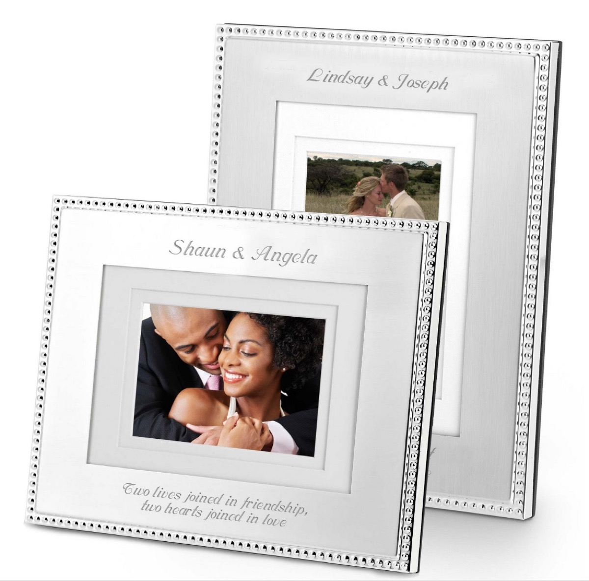engraved picture frame, best friend gifts