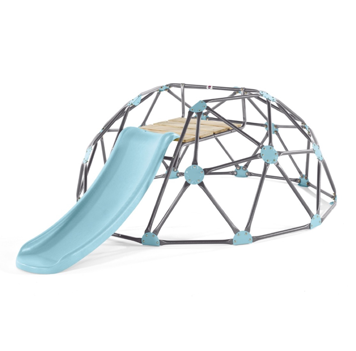 metal climbing structure and slide, best outdoor toys for toddlers