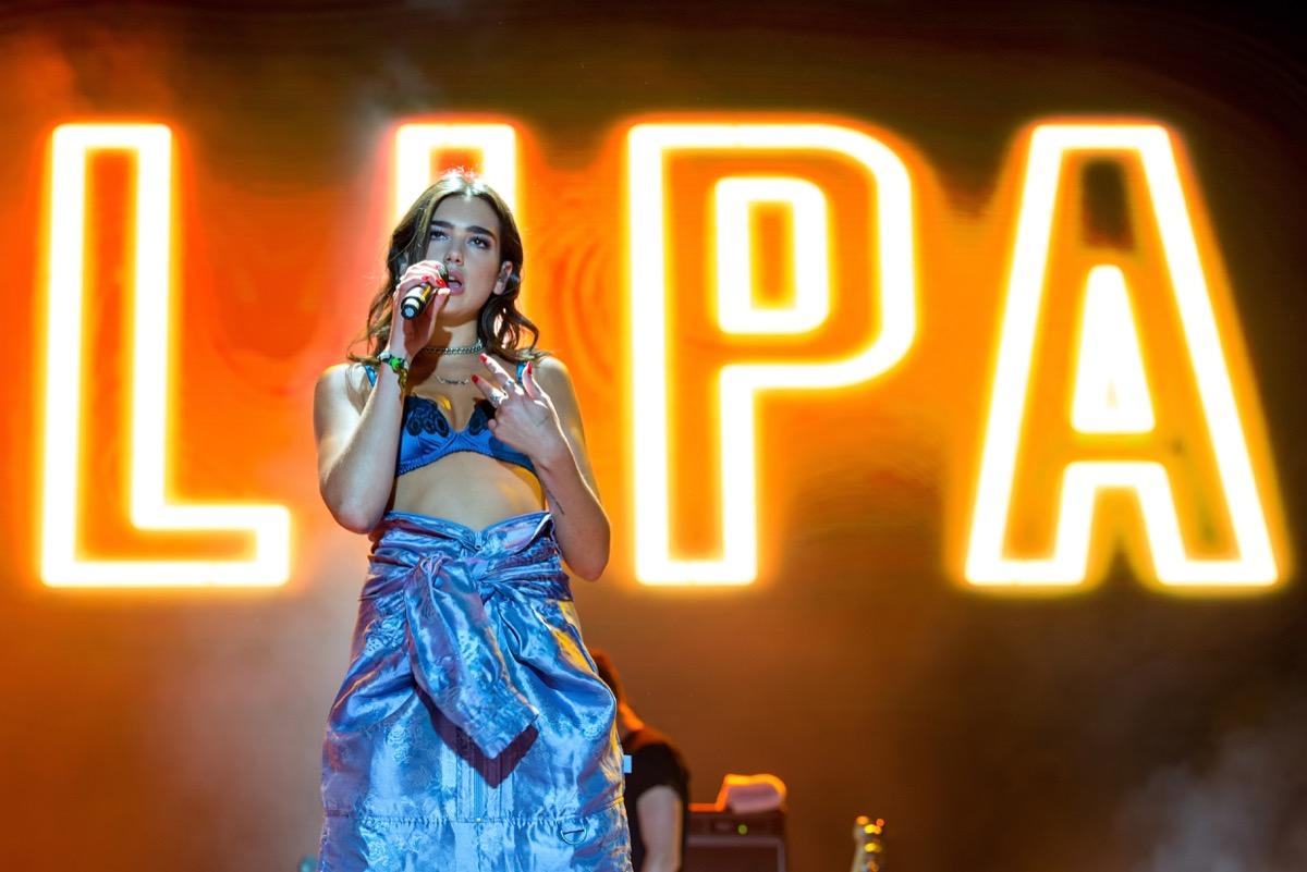 dua lipa best songs of 2019