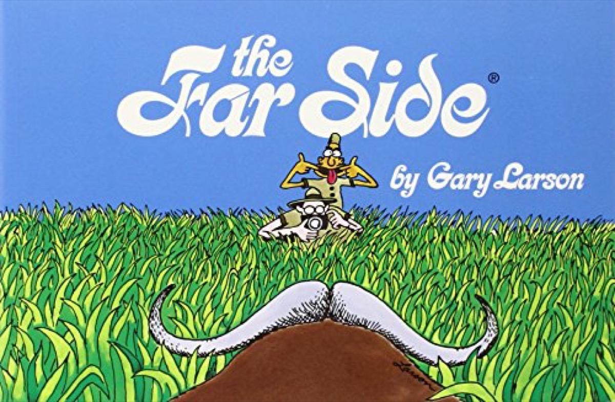 far side book cover gary larson