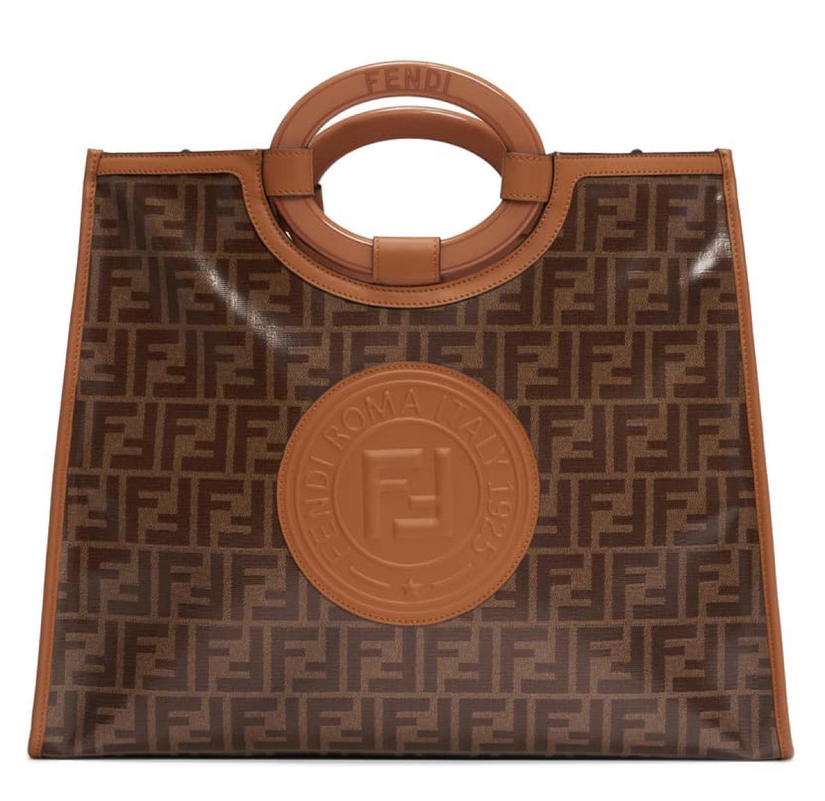 Fendi tote, luxury beach bags