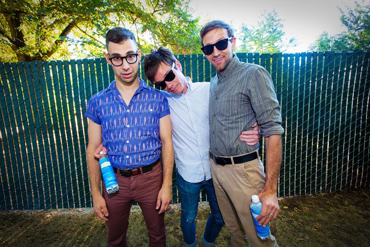 fun band with jack antonoff and nate reuss, band hiatus