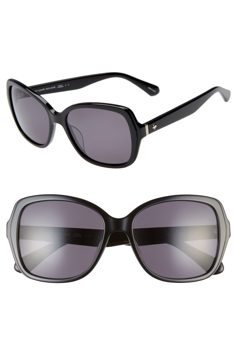black polarized glasses, Nordstrom anniversary sale