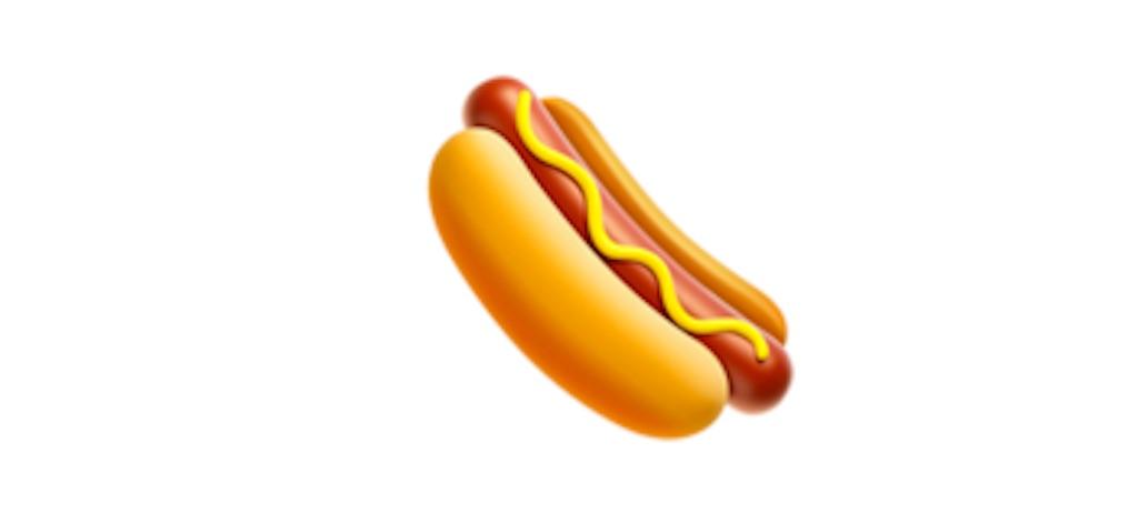 hot-dog-emoji, sex emojis
