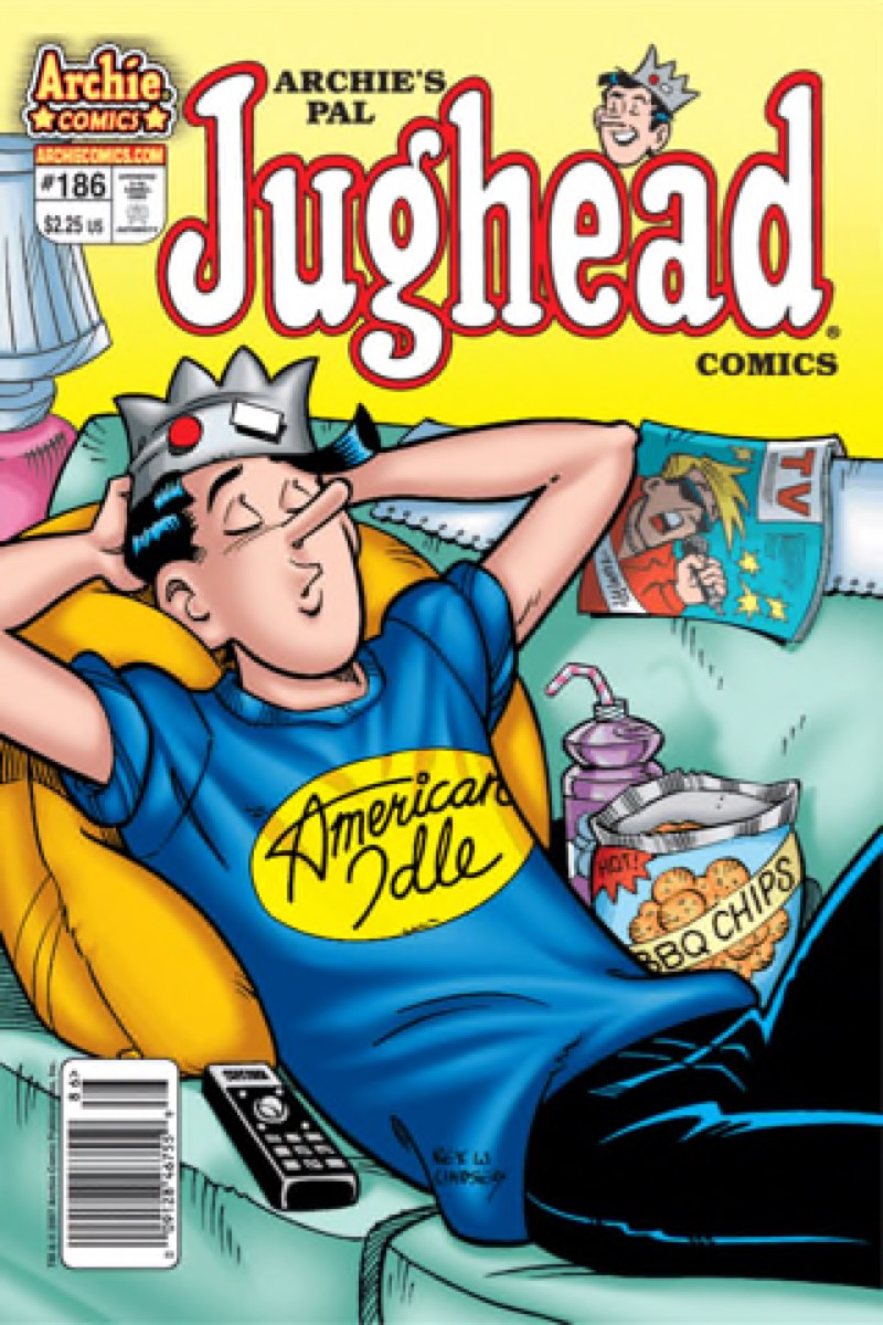 judhead cover photo archie, fictional characters real names