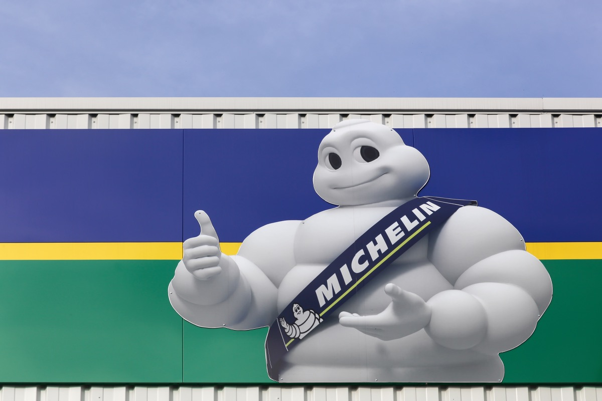 michelin man in france, fictional characters real name