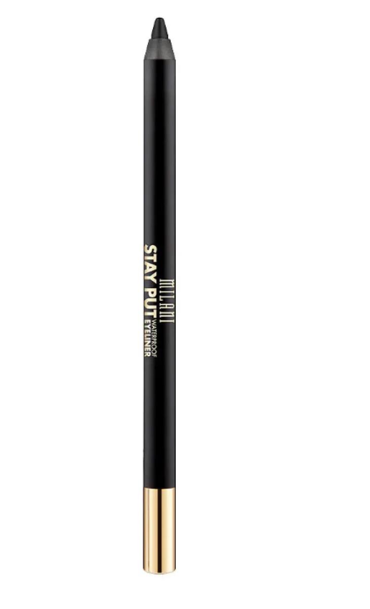 Milani Stay Put Waterproof Eyeliner Pencil, best drugstore eyeliners