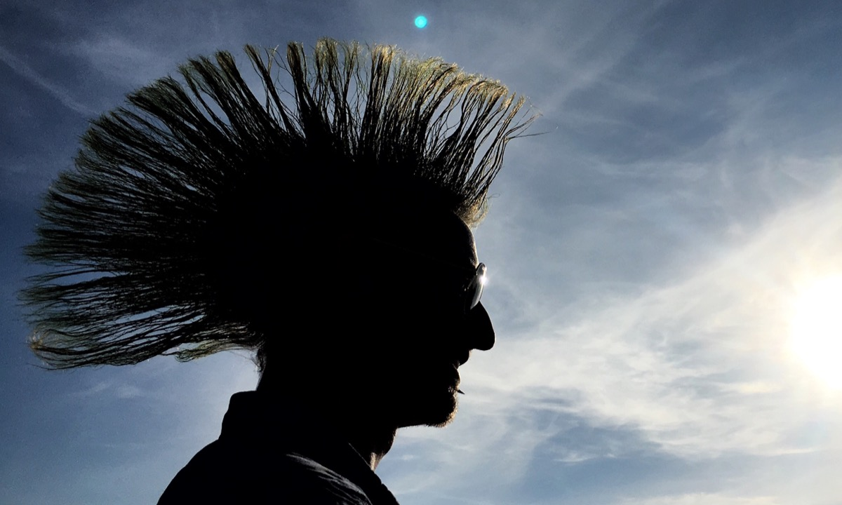 mohawk silhouette, state world records
