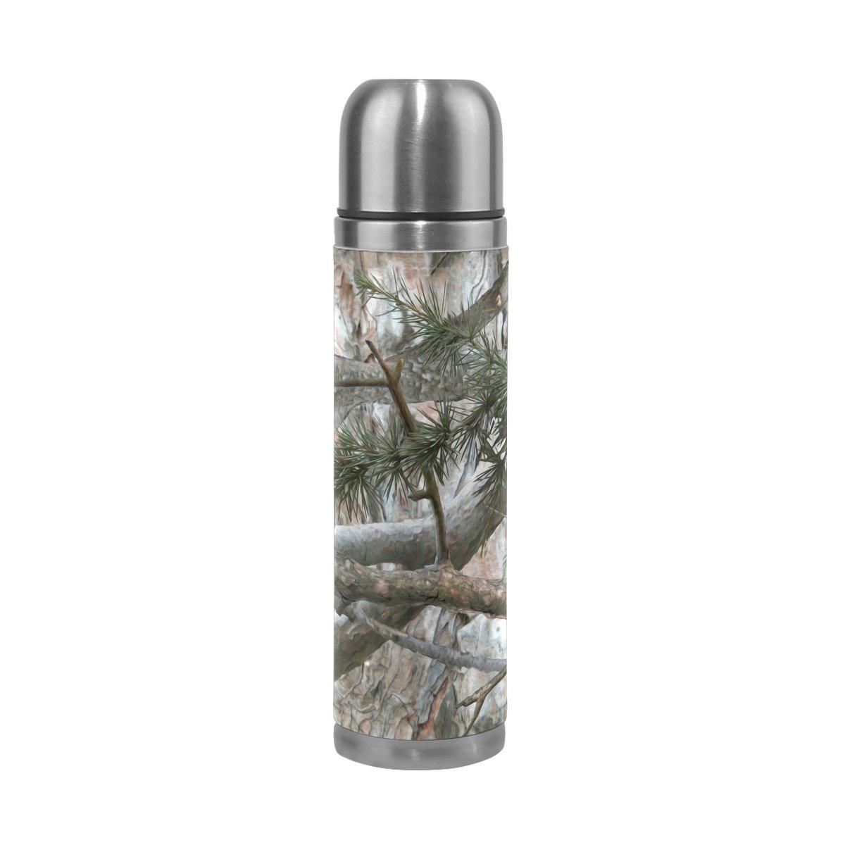 tree branch water bottle, cute water bottles
