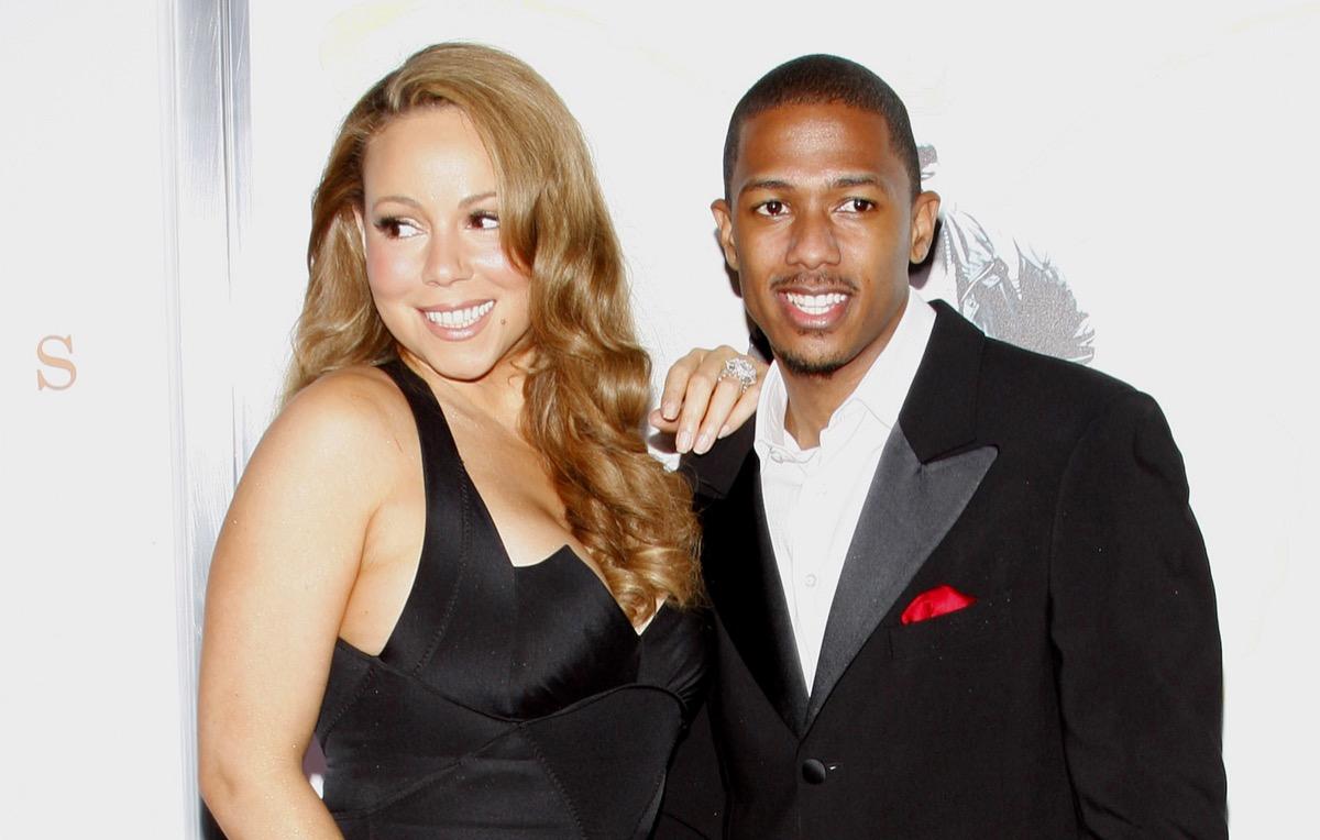 nick cannon mariah carey, celebrity exes