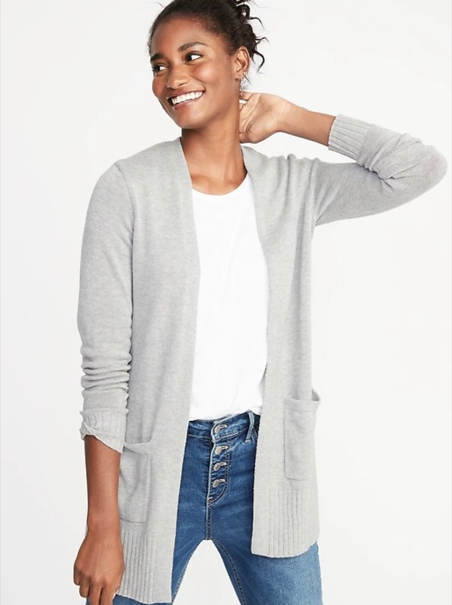 Light Sweater From Old Navy Travel Accessories