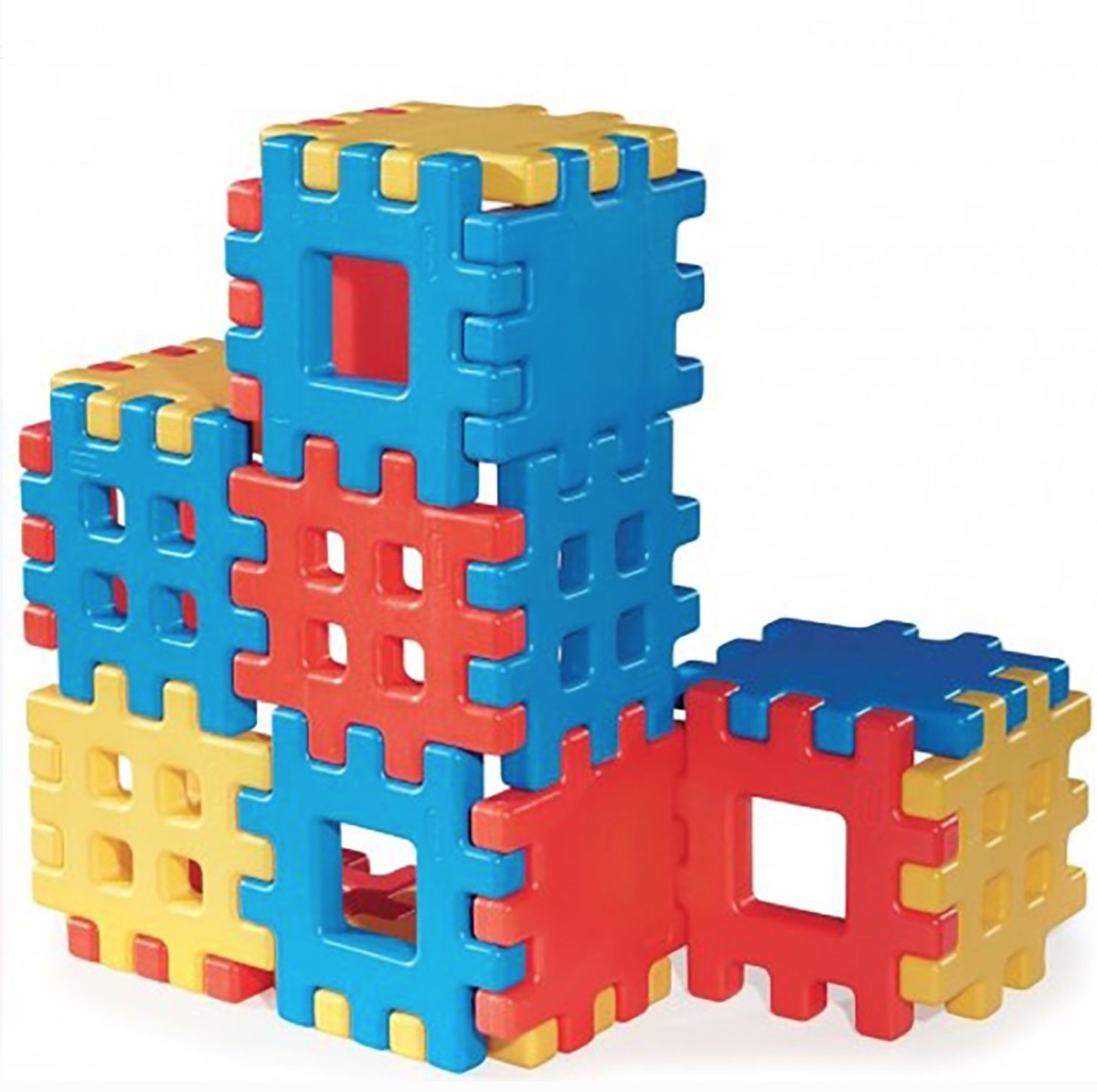plastic outdoor interlocking play blocks, best outdoor toys for toddlers