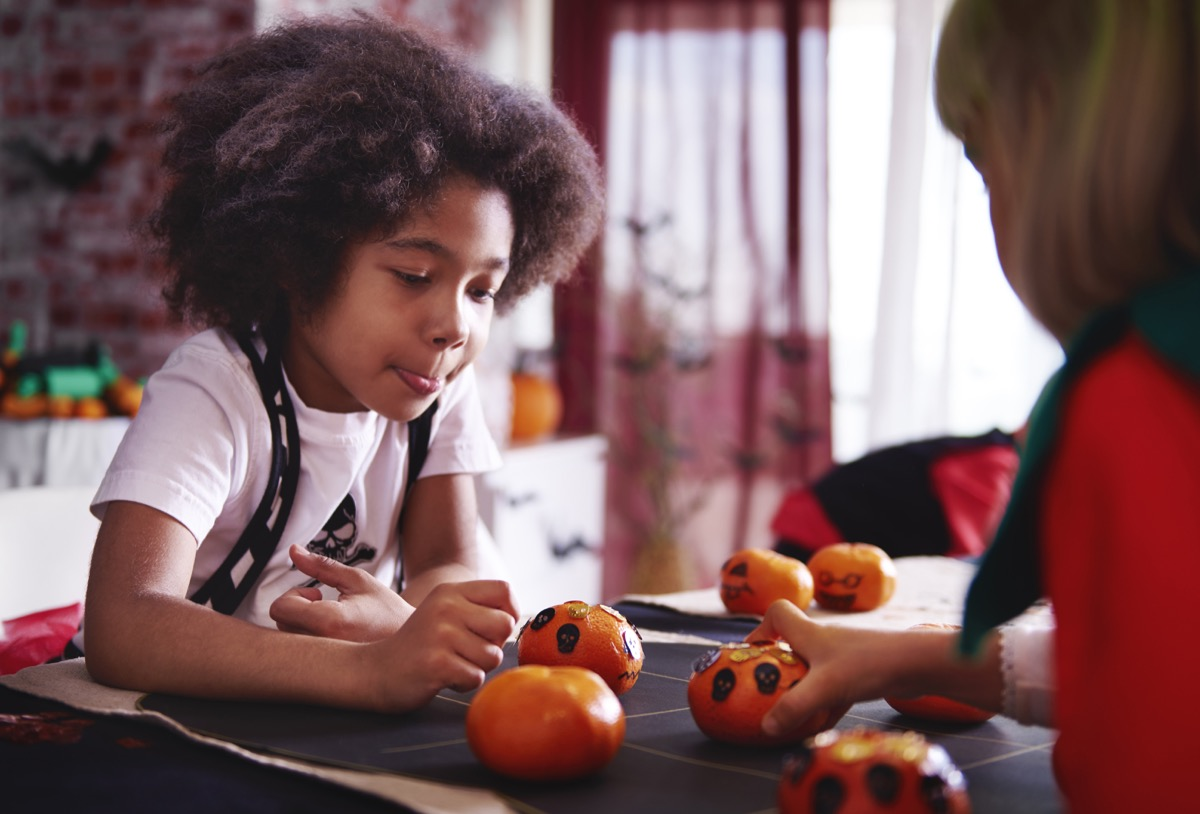 halloween games pumpkin tick tac toe