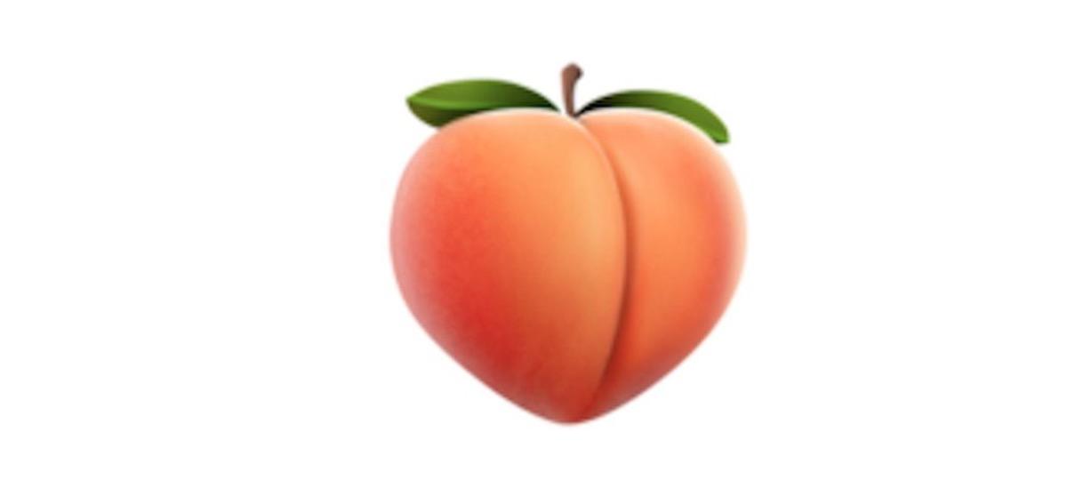 peach emoji, sex emojis
