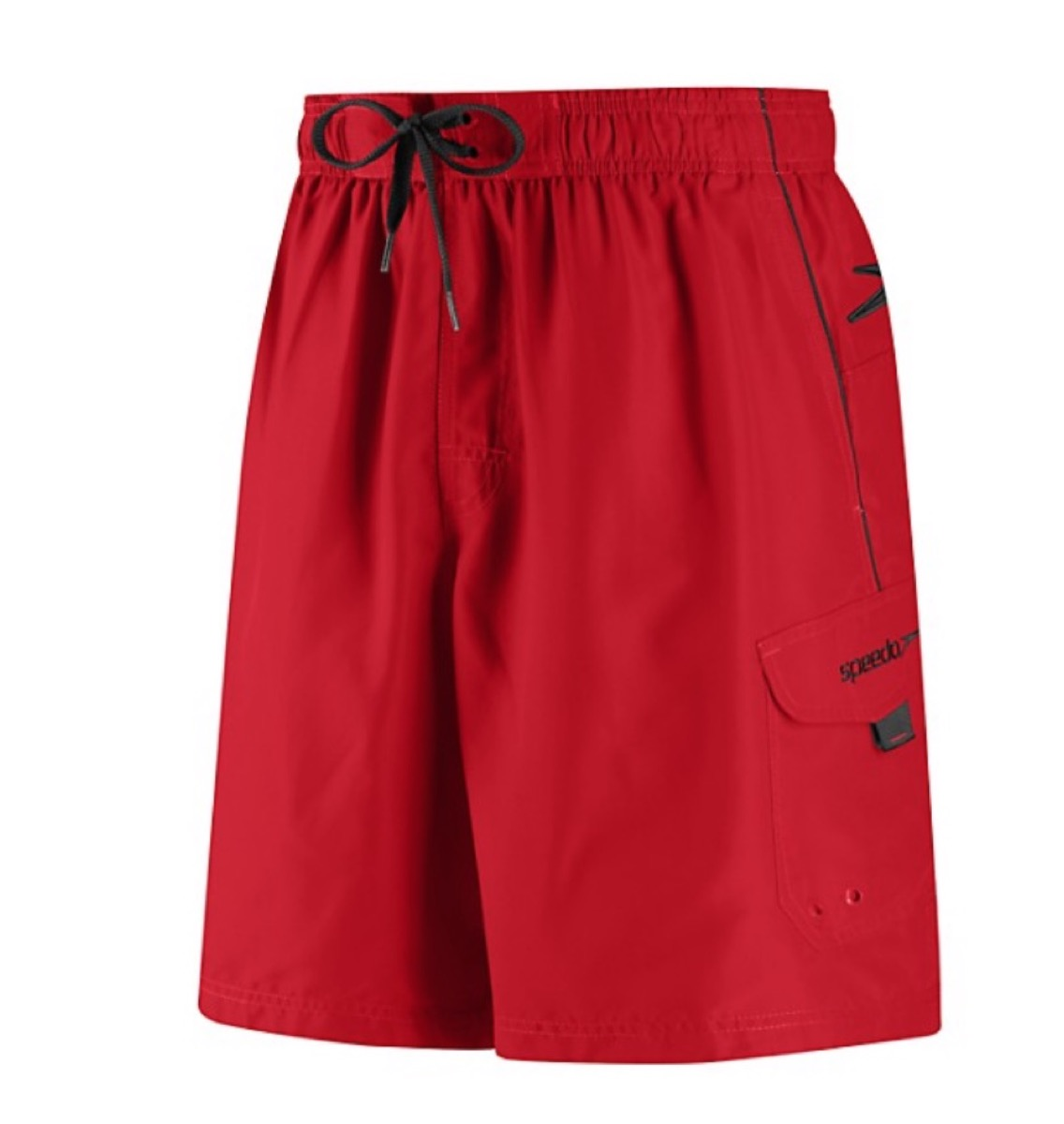 red board shorts, cheap swimsuits