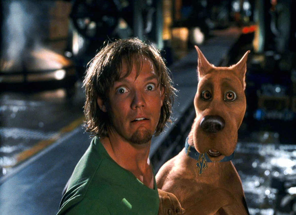 shaggy scooby doo, fictional characters real name