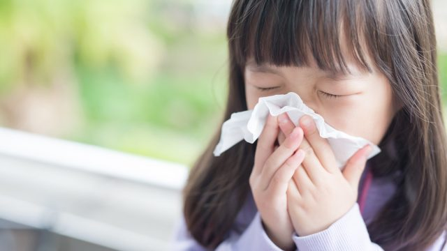 sick kid, signs your home is falling apart