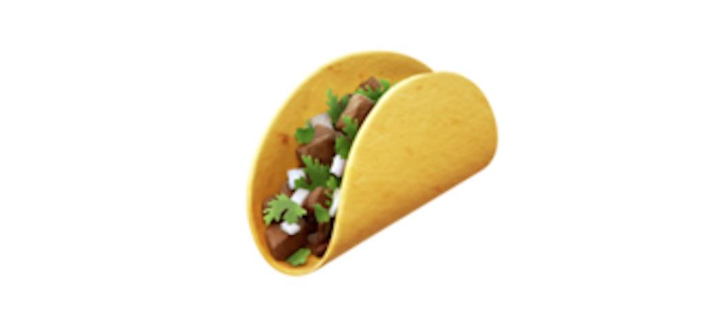 taco emoji, sex emojis