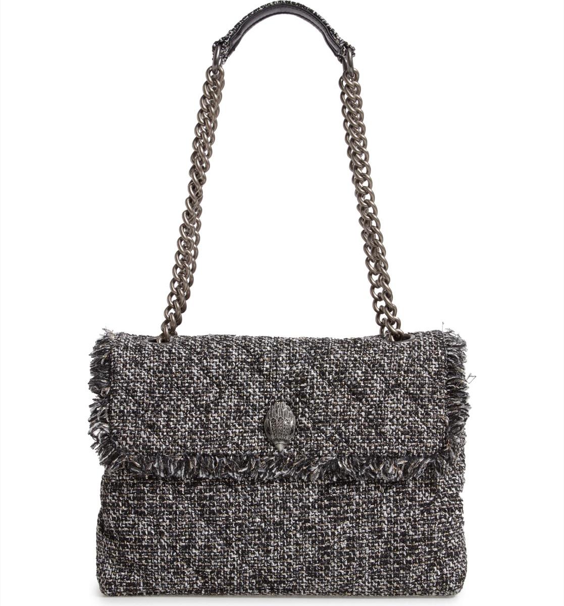 gray tweed bag, Nordstrom anniversary sale