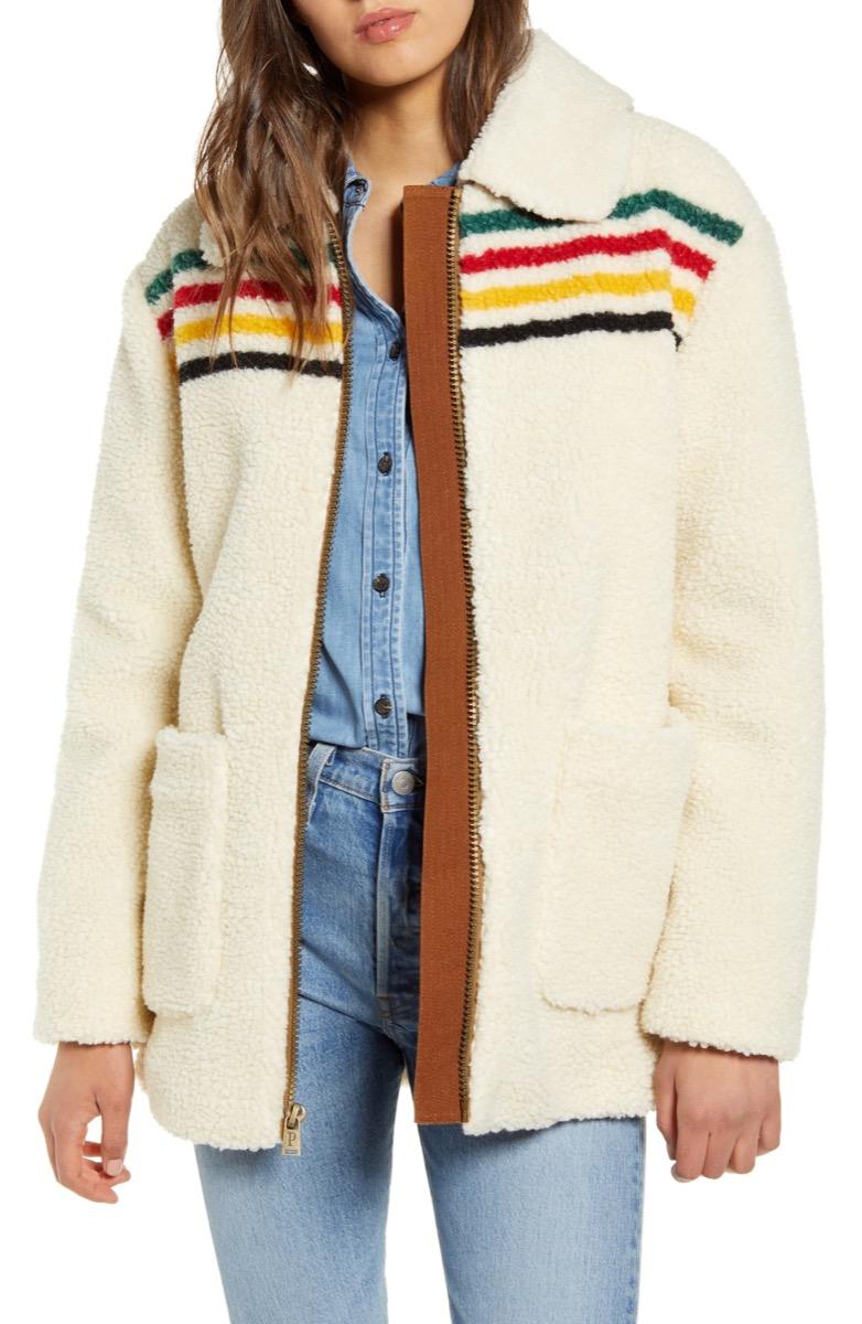 pendleton jacket, Nordstrom anniversary sale