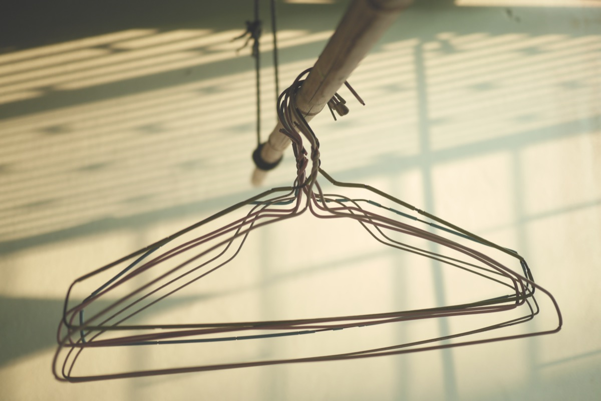 Wire Hangers Ways You Ruin Clothing