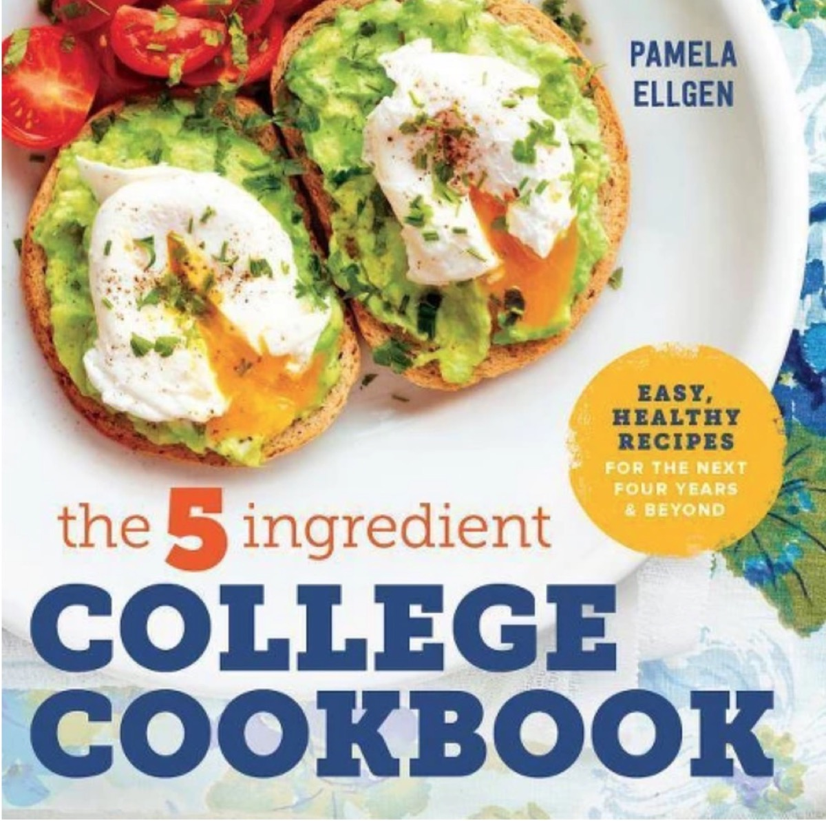 5-ingredient college cookbook, best gifts for college students
