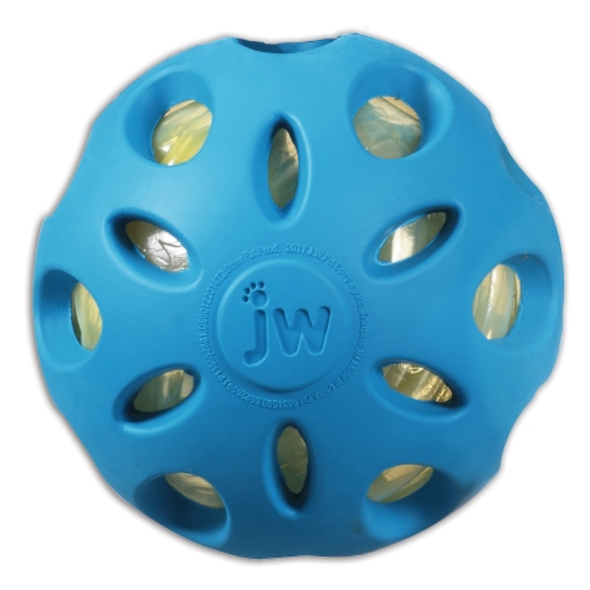 blue ball with treats inside, best chew toys for puppies
