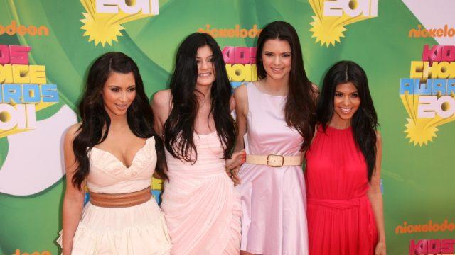 Kim Kardashian, Kylie Jenner, Kendall Jenner, Kourtney Kardashian at event looking young, facts you don't know about Kardashians