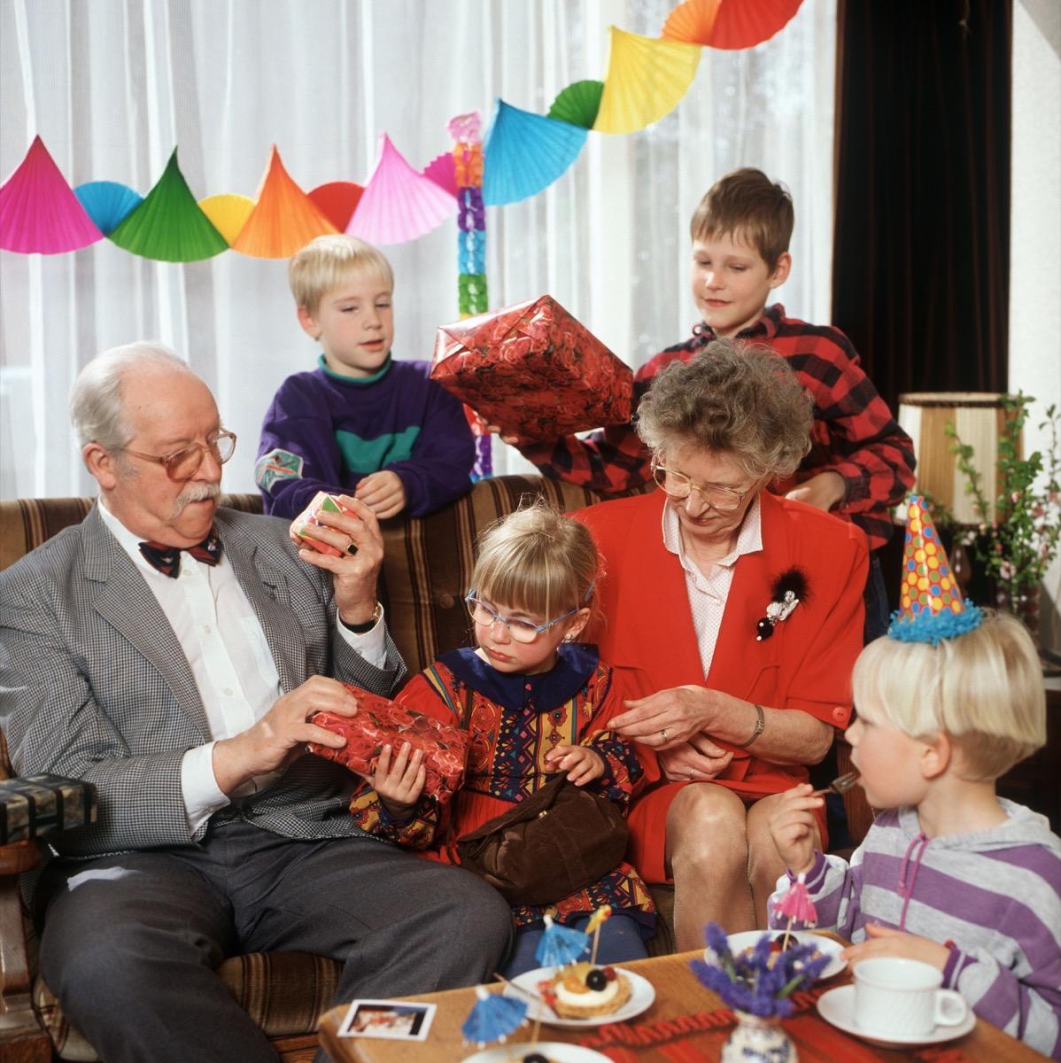 1980s Kids Birthday Party