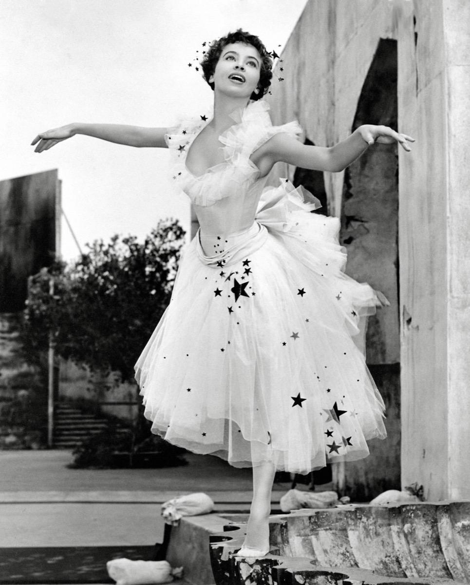 "Leslie Caron, ""An American in Paris"" 1951"