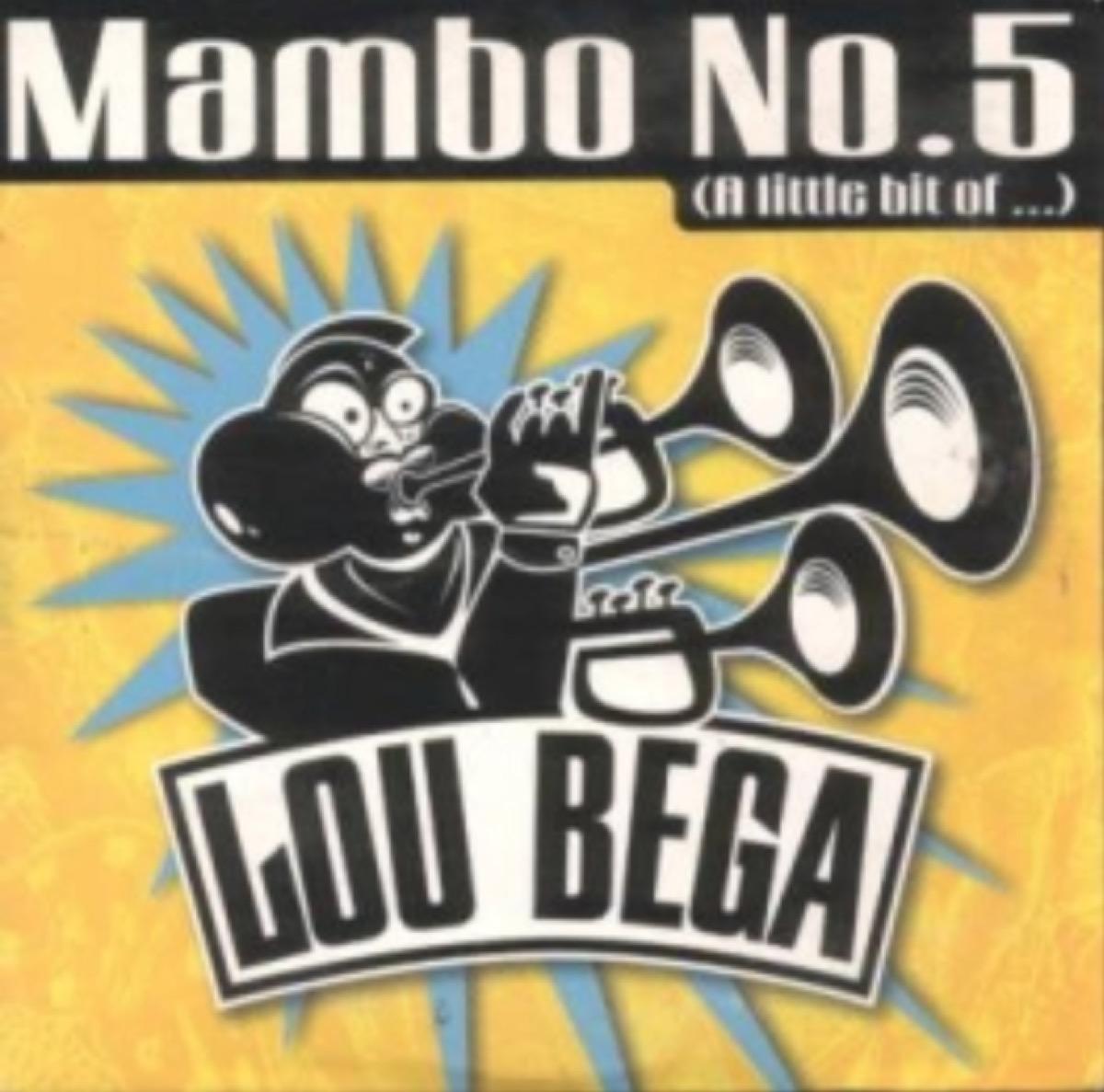 Lou Bega Mambo No. 5 1990s One-Hit Wonders