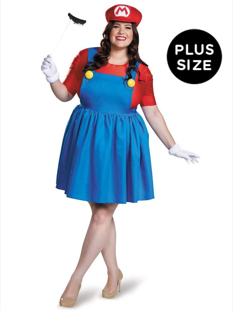 mario halloween costume, best halloween costumes