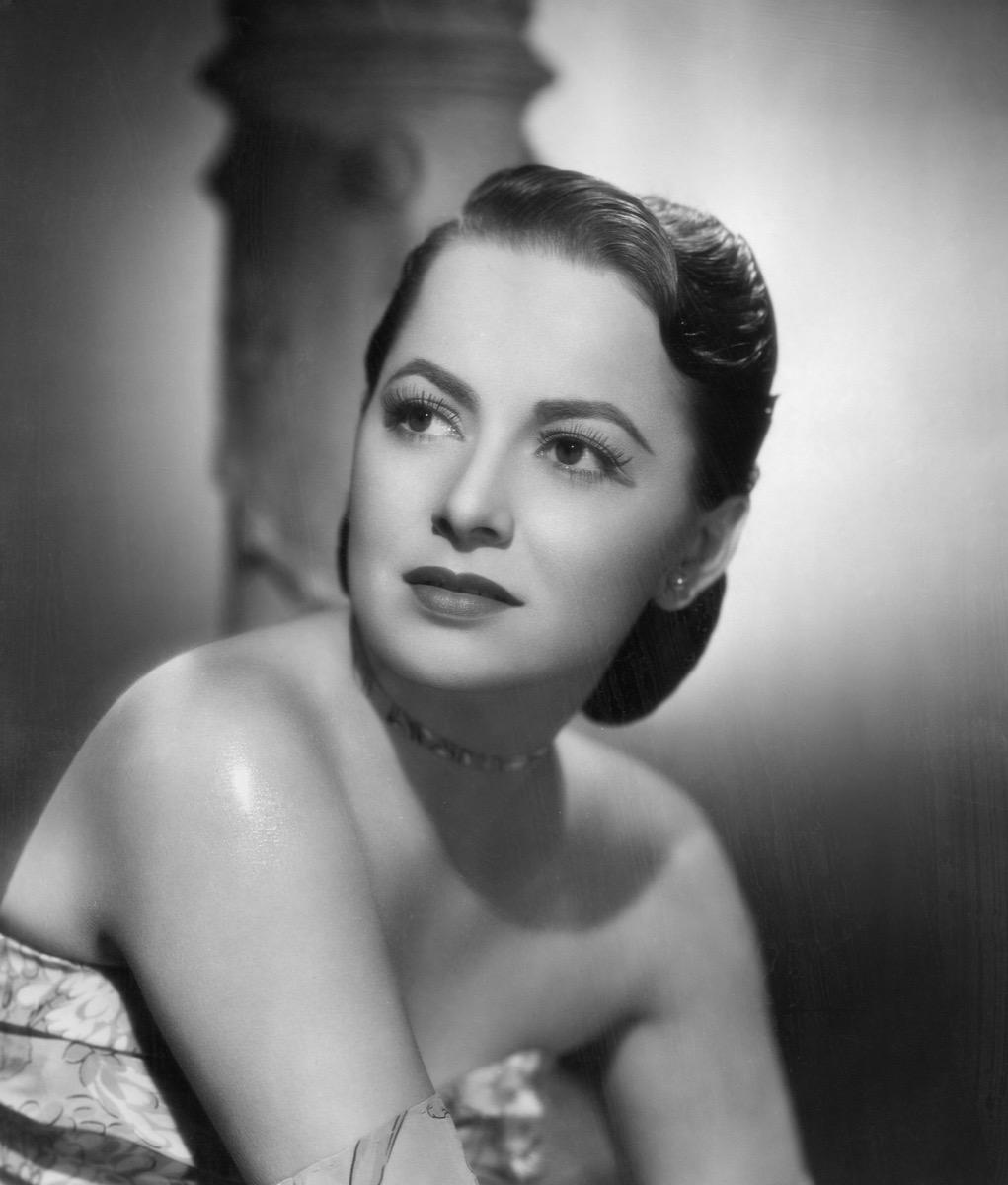 Olivia de Havilland, Studio Portrait, 1945