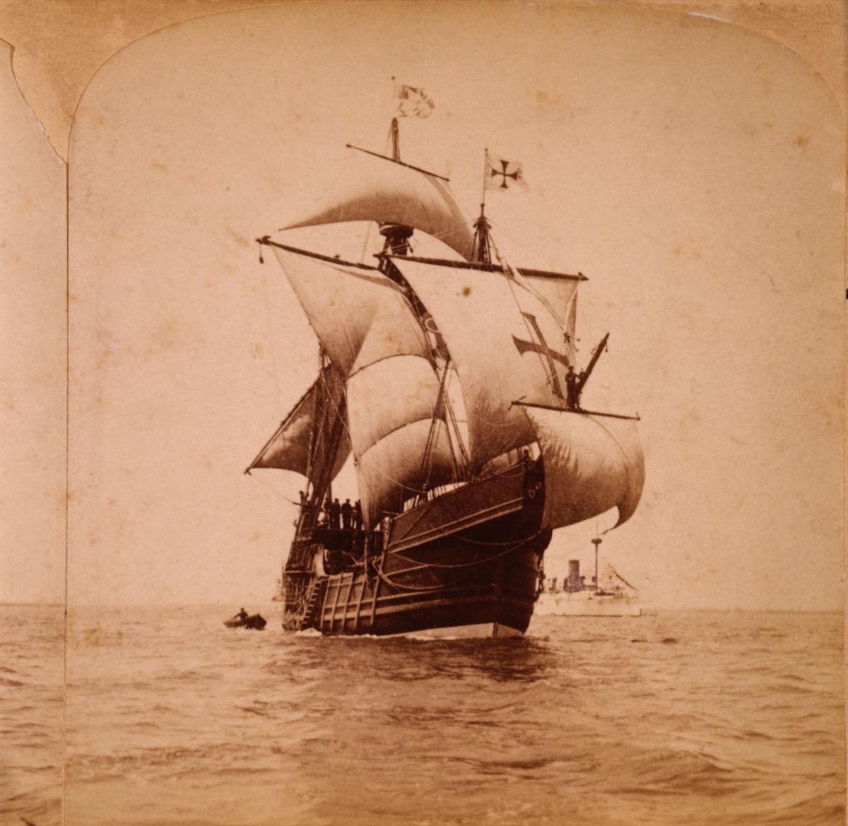 Santa Maria ship