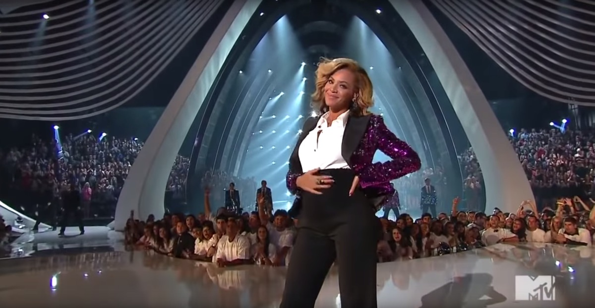 Beyonce Love on Top VMA most memorable performances