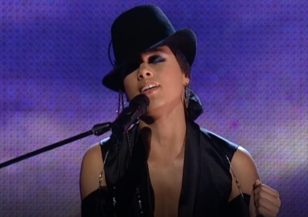 Alicia Keys most memorable VMA performance