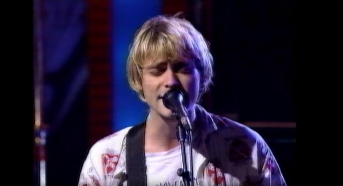 Nirvana at the 1992 VMA Awards- most memorable performances