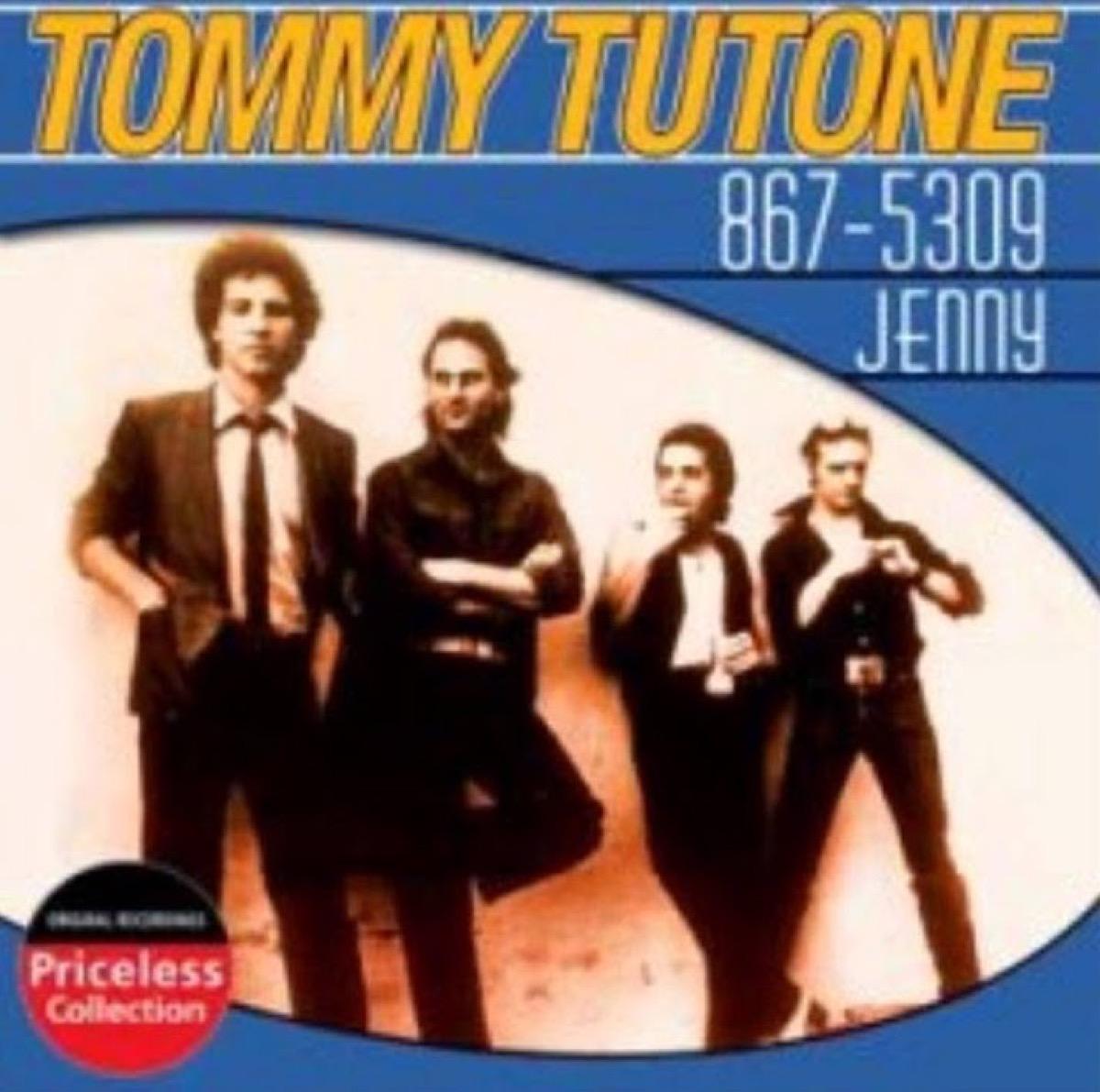 Tommy TuTone, Jenny, One hit wonder 1980s