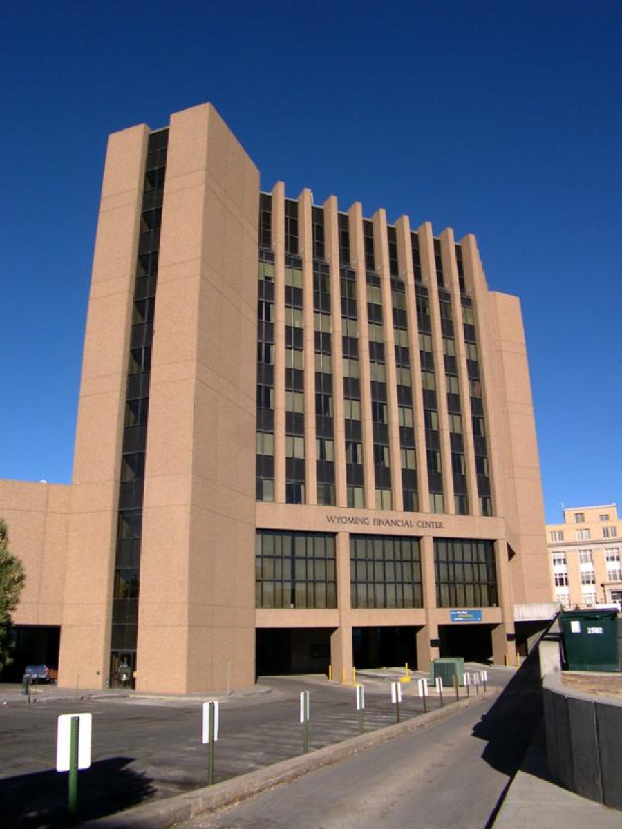 Wyoming Financial Center