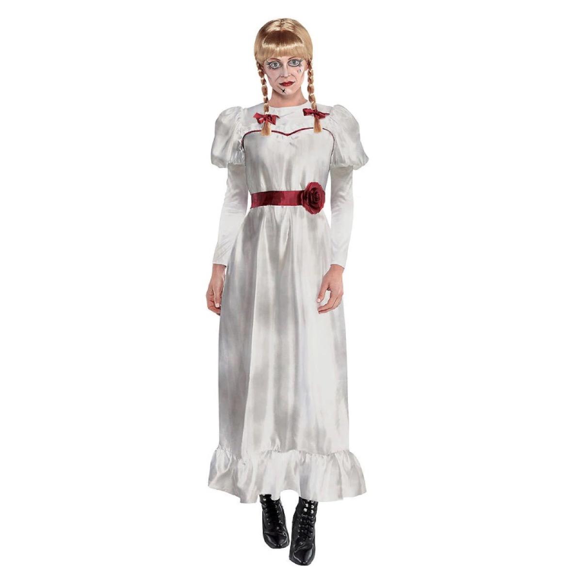 annabelle halloween costumes, best halloween costumes